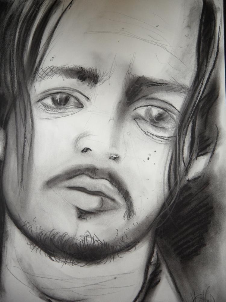 Johnny Depp par kathy